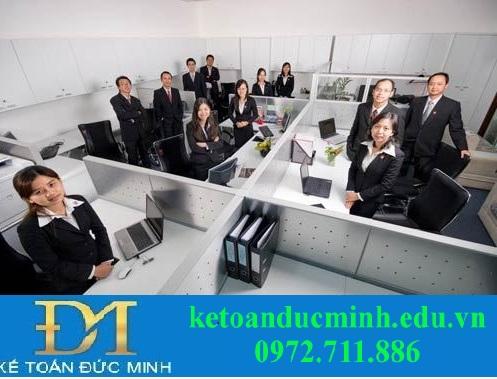 Mối liên hệ trong công tác của kế toán trưởng - Kế toán Đức Minh