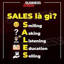 Sale Có Nghĩa Là Gì Các Công Việc Trong Một Ngày Của Sale