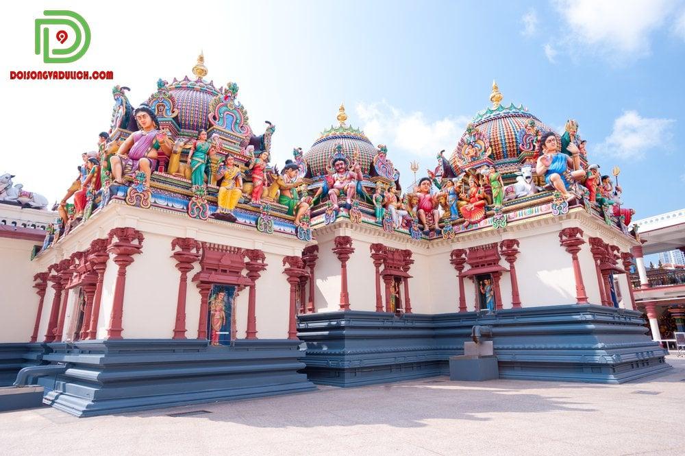 Đền thờ Hindu Giáo