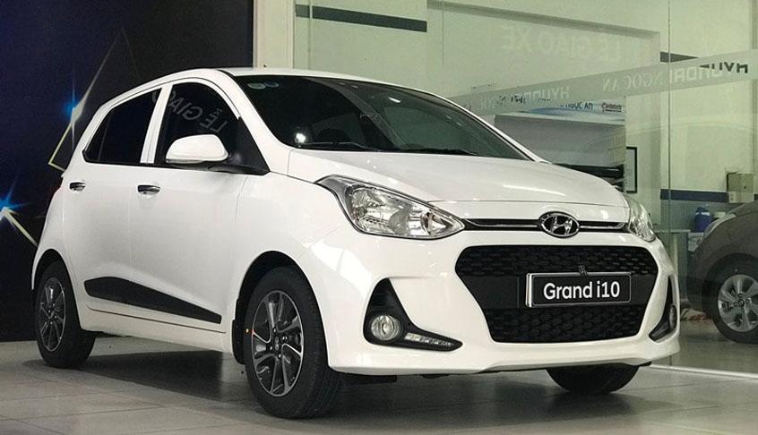 Đánh giá xe Hyundai Grand i10 2020 nhỏ nhắn cá tính, Giá ưu đãi