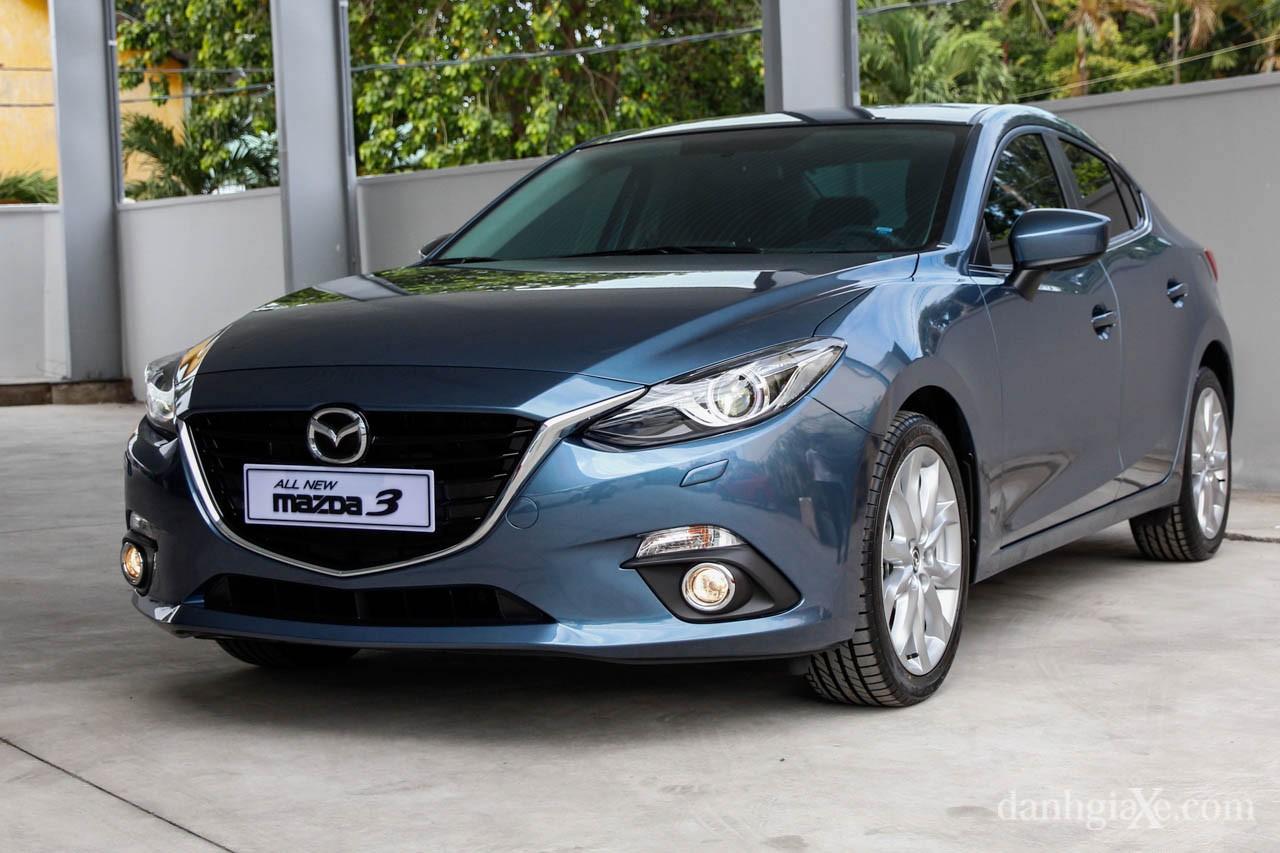 """Những trang bị """"chất chơi"""" trên Mazda 3 2015"""