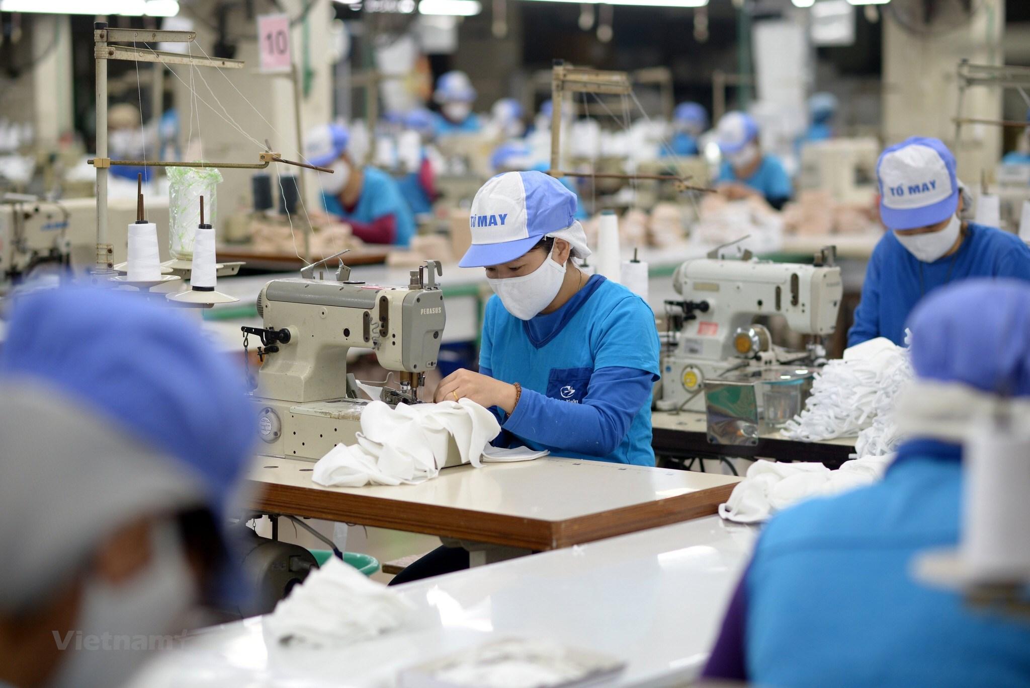 Doanh nghiệp đón cơ hội bật dậy trong thời kỳ hậu COVID-19 | Doanh nghiệp |  Vietnam+ (VietnamPlus)