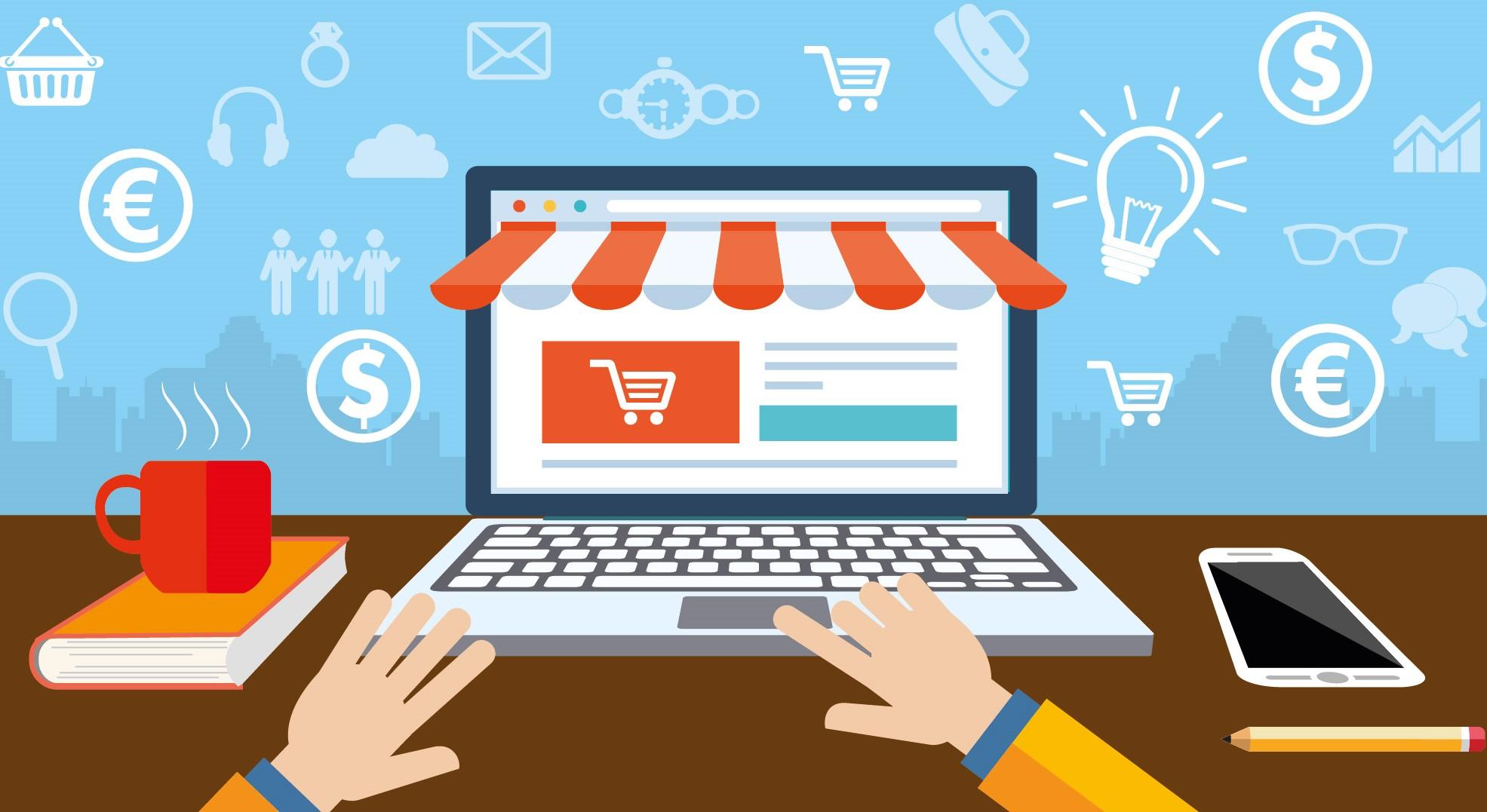 7 bước và 18 ý tưởng để bắt đầu kinh doanh online - AdFlex