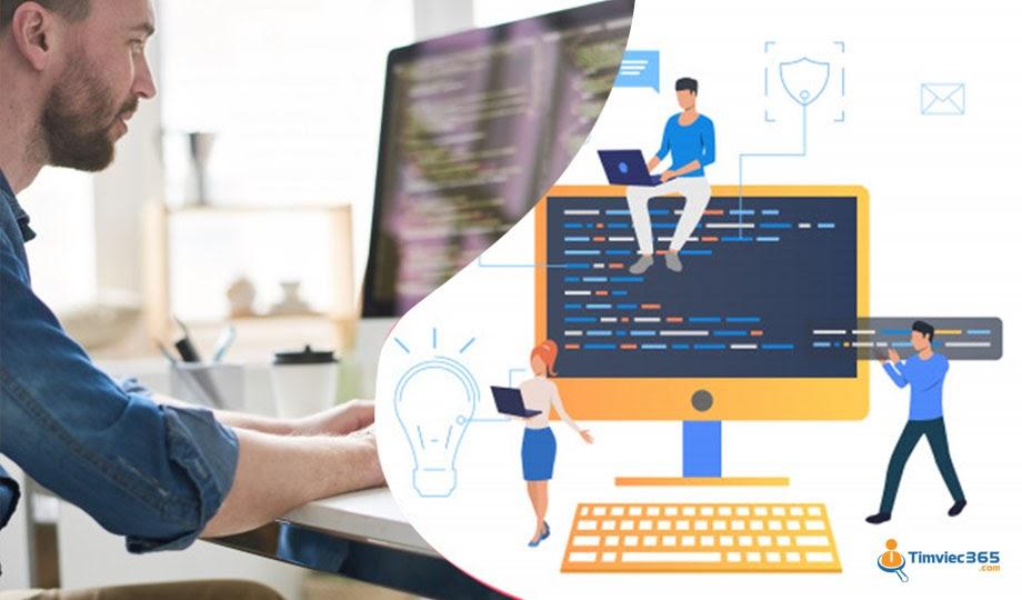 CV IT mẫu đẹp tại timviec365.com