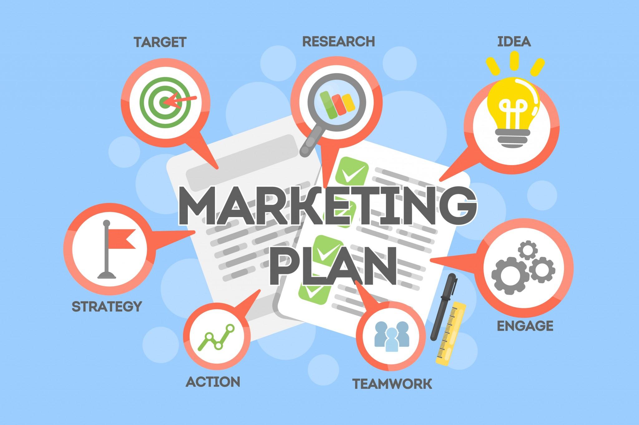 Chiến lược Marketing cho người mới