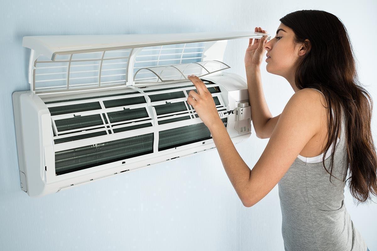 Máy lạnh chạy lâu ngày khiến cho cảm biến nhiệt độ bị hư hỏng